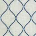 Williamsburg Fabric Deane Embroidery Porcelain 700091 Cwf Classics I see sample see sample Horizontal: 4.25 inches and Vertical: 6.25 inches V 54 inches - My Fabric Connection -
