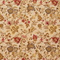 "Charlotte Fabric 3660 Florence Ring Book Page #3 82% polyester, 18% Rayon Asia Exceeds 35,000 Double Rubs (Heavy Duty) Horizontal: 14.5"" x Vertical: 14.5"" 54 Inches - My Fabric Connection - Charlotte"