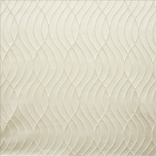 Kasmir Fabric Winding Road White 5147 100% Polyester INDIA Not Tested Horizontal: 3 inches and Vertical: 7 inches 54 - My Fabric Connection -
