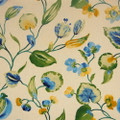 Swavelle Millcreek Spring Hill Swan Fabric 7 5/8 Yards