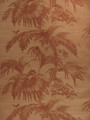 Stroheim Wallpaper Palm Garden Sisal Cinnabar On Sienna 660103 Silhouettes Wallcovering 85% Sisal 15% Cotton Netting Printed In U.S.A. Double Rubs: - Untrimmed ; Minimum Order Of 24 Yards. ; Sold In 8 Yard Increments. ; Passes ASTM-E84 ; Hand Printed ; 100% Paper Backing ; Half Drop Repeat ; Cleaning Code-X Vacuum ; Exclusive Pattern ; For Precise Color Matching. ; Due To The Complex Nature Of ; The Weave, Some Slight H: 34.50 in (87.63 cm), V: 28.50 in (72.39 cm) 34.00 in (86.36 cm) - My Fabric Connection - Stroheim
