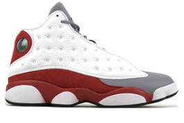 AIR JORDAN 13 RETRO GREY TOE 2014 (SIZE 8)