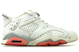 WOMENS AIR JORDAN 6 RETRO LOW (SIZE 8)