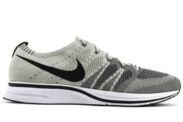 NIKE FLYKNIT TRAINER PALE GREY 2017