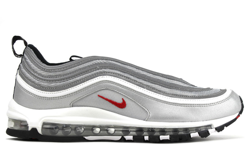 new style b5fe6 562de ... AIR MAX 97 OG QS SILVER BULLET 2017. Image 1