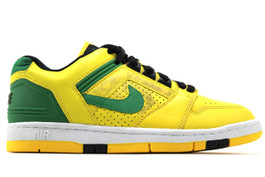 NIKE AIR FORCE 2 ZEST GREEN