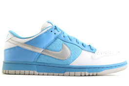 WMNS NIKE DUNK LOW VIVID BLUE (SIZE 12W)