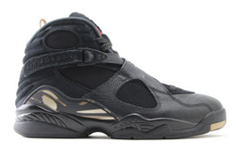 AIR JORDAN 8 RETRO OVO BLACK PROMO