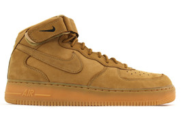 AIR FORCE 1 MID '07 PRM QS FLAX