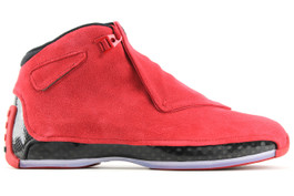 a019b33ee781df AIR JORDAN 18 RETRO GYM RED 2018 SAMPLE