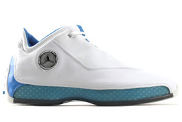 AIR JORDAN XVIII (18) LOW UNIVERSITY BLUE