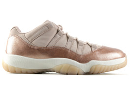 WMNS AIR JORDAN 11 RETRO LOW BRONZE