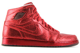 AIR JORDAN 1 RETRO HIGH LEGENDS OF SUMMER GLITTER (SIZE 10.5)