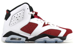 AIR JORDAN 6 RETRO (GS) CARMINE 2014