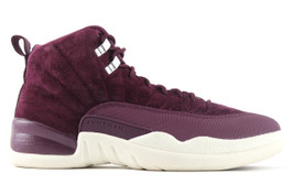 AIR JORDAN 12 RETRO BORDEAUX (SIZE  9)
