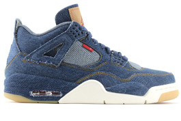 AIR JORDAN 4 RETRO LEVIS NRG DENIM 2018