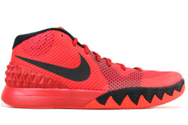 KYRIE 1 UNIVERSTY RED (SIZE 11)