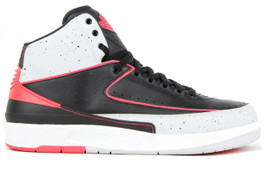 AIR JORDAN 2 RETRO INFRARED (SIZE 8.5)
