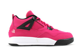 GIRLS JORDAN 4 RETRO (PS) VALENTINE