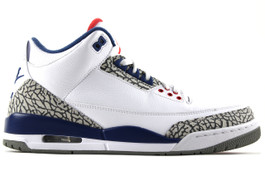 AIR JORDAN 3 RETRO OG TRUE BLUE 2016 (SIZE 12.5)