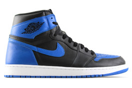 AIR JORDAN 1 RETRO HIGH OG ROYAL 2017 (SIZE 12.5)