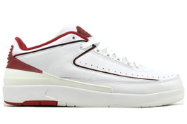 AIR JORDAN 2 RETRO LOW VARSITY RED 2004
