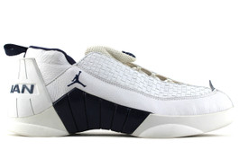 AIR JORDAN XV (15) LOW MIDNIGHT NAVY