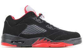 AIR JORDAN 5 RETRO LOW BRED 2016 (SIZE 10)