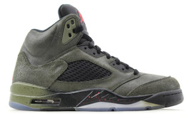 AIR JORDAN 5 RETRO FEAR - (SIZE 8.5)
