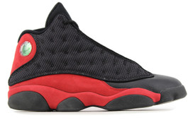 AIR JORDAN 13 RETRO BRED 2017 (SIZE  10.5)