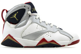 AIR JORDAN 7 RETRO GS OLYMPIC 2012 (SIZE 6Y)