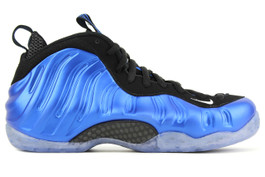 AIR FOAMPOSITE ONE XX ROYAL (SIZE  9.5)