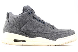 AIR JORDAN 3 RETRO WOOL 2016 (SIZE 12)