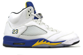 AIR JORDAN 5 RETRO LANEY 2013 (SIZE 10)