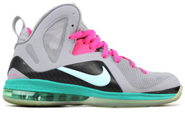 LEBRON 9 P.S ELITE SOUTH BEACH (SIZE 12)