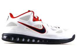 LEBRON 9 LOW USA (SIZE 10)