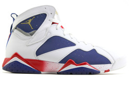 AIR JORDAN 7 RETRO TINKER ALTERNATE OLYMPIC (SIZE 12.5)
