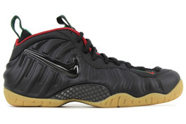 NIKE AIR FOAMPOSITE GUCCI BLACK  (SIZE 10)