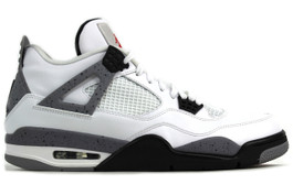 AIR JORDAN 4 RETRO WHITE CEMENT 2012 (SIZE  11)