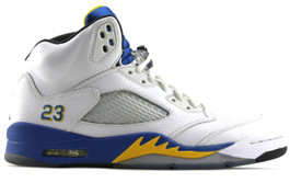 AIR JORDAN 5 RETRO LANEY 2013  (SIZE 10.5)