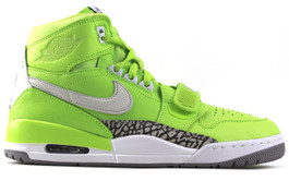 AIR JORDAN LEGACY 312 NRG GHOST GREEN (SIZE 9.5)