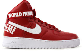 AIR FORCE 1 HIGH  SUPREME SP (SIZE 10.5)