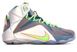 LEBRON XII (11) PRM ELECTRIC GREEN (SIZE 9)