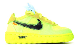 AIR FORCE 1 LOW OFF WHITE INFANT VOLT
