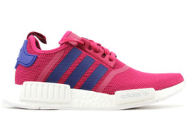 NMD R1 J GS RED/BLUE