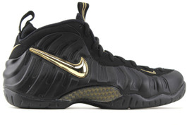 AIR FOAMPOSITE PRO BLACK METALLIC GOLD