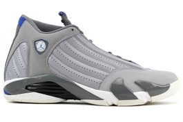 AIR JORDAN 14 RETRO WOLF GREY (SIZE 12)