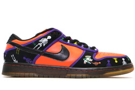 NIKE DUNK LOW PREMIUM SB DAY OF THE DEAD (SIZE 11)