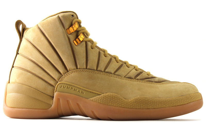 official photos 4dd9f db7db AIR JORDAN 12 RETRO WHEAT PSNY - IndexPDX