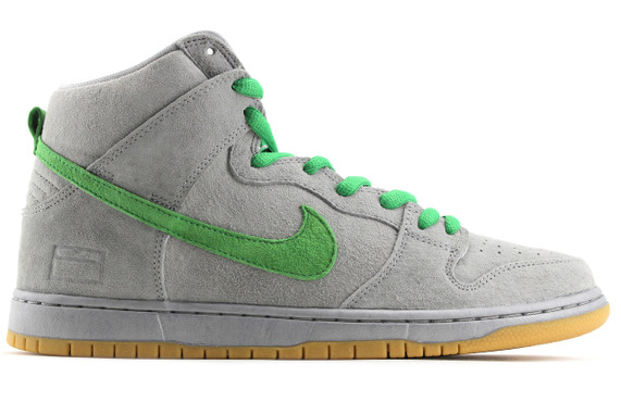 quality design 26310 746c2 ...  NIKE DUNK HIGH PREMIUM SB SILVER BOX SAMPLE. Image 1
